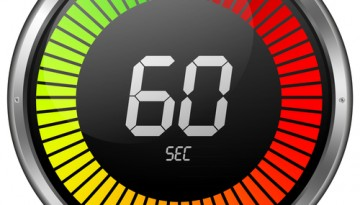 60-second-clock